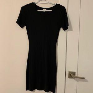 Short Black Tight Dress
